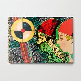 Artist Trading Card 029 Metal Print