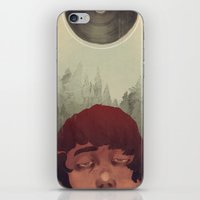 the cure iPhone & iPod Skins featuring Slow Cure by James M. Fenner