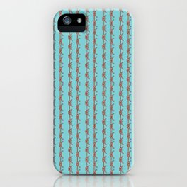 knot pattern 3 iPhone Case