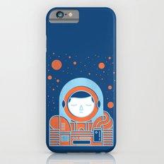 Orange Space Slim Case iPhone 6s