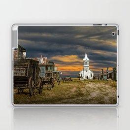 Western 1880 Town Laptop & iPad Skin