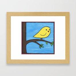Tweet This Framed Art Print