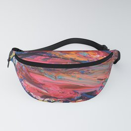 Colorful Abstract Fanny Pack