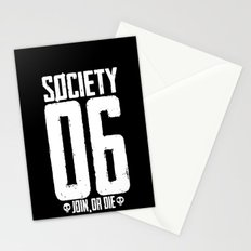 S6 Tee - JOIN, or DIE  Stationery Cards