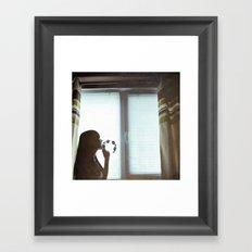 Still Need A Music.. Framed Art Print