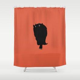 Connie, Hormone Monstress Shower Curtain