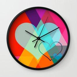 LoveIs Wall Clock