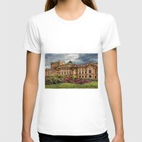 theatre T-shirts featuring Slowacki Theatre in Cracow by jbjart