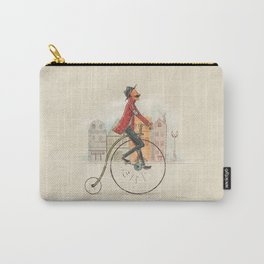 Old cycling Carry-All Pouch