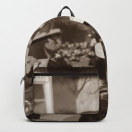 Witch Herbarium Sepia Backpack