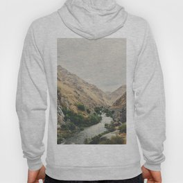the Kern River .. Hoody