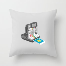 I Shot The Sheriff  Throw Pillow