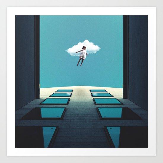 Desire to Fly Art Print