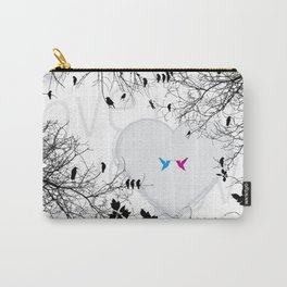 Love in air Carry-All Pouch