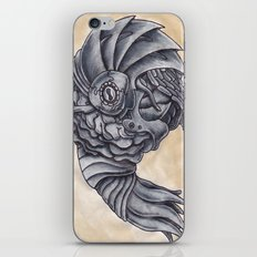 Neptune Octopus iPhone & iPod Skin