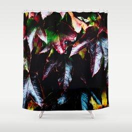 Variations autumn Shower Curtain