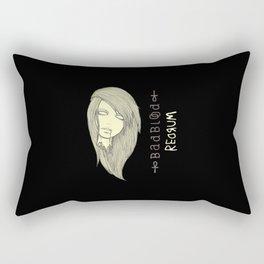 Din the lost princess Rectangular Pillow