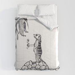 love phoenix Comforters
