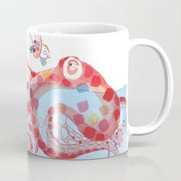 Kraken Octopus Ocean Coffee Mug