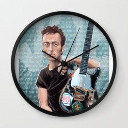 Be Like Joe Wall Clock