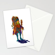 Nomad Funk Legs Robo Sandal Brother Stationery Cards