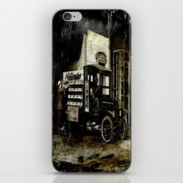 NuGrape Delivery Truck iPhone Skin
