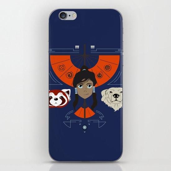 Spirited Avatar iPhone & iPod Skin