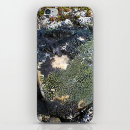 Darkened Rock iPhone Skin