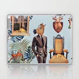 Mr. Horse Laptop & iPad Skin