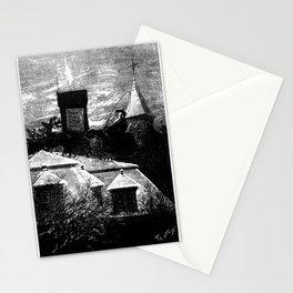 Christmas station - Thomas Nast Stationery Cards