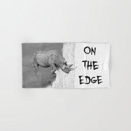 On The Edge Hand & Bath Towel