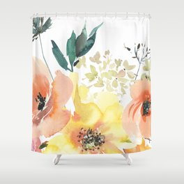 Peachy Keen Vol. 2 Shower Curtain