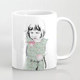 BubbleGirl Coffee Mug
