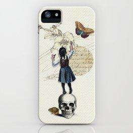 LittleWriter iPhone Case