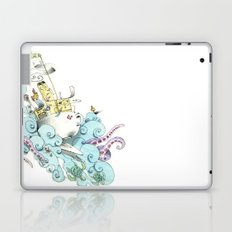 mon petit dejèune Laptop & iPad Skin