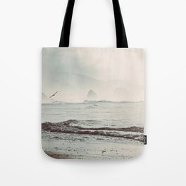 Great American Road Trip - Oregon Coast Tote Bag