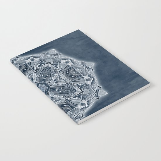 Natural Blueprint Notebook