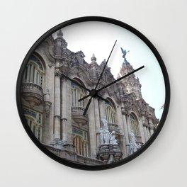 Downtown Havana Wall Clock