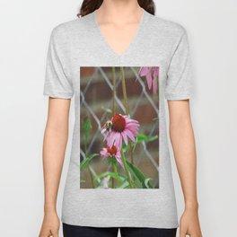 Bee Unisex V-Neck