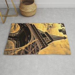 Eiffel Tower - Paris, France Rug