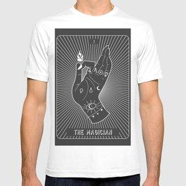 Minimal Tarot Deck The Magician T-shirt