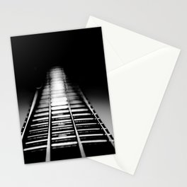 Bass Tracks Stationery Cards