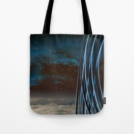 Planet One Tote Bag