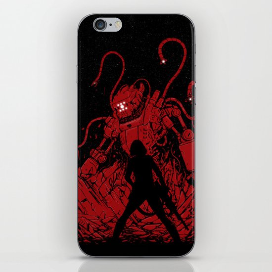 Surprise Attack iPhone & iPod Skin