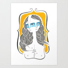 Alquimia Art Print
