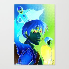 Issue 03 Cover Canvas Print