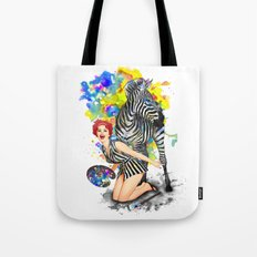 Colorphobia Tote Bag