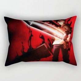 Demon Asta Rectangular Pillow