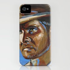 Indiana Jones - Harrison Ford iPhone (4, 4s) Slim Case