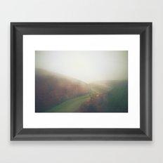 ⓣⓗⓔ ⓢⓔⓒⓞⓝⓓ ⓛⓘⓕⓔ  Framed Art Print